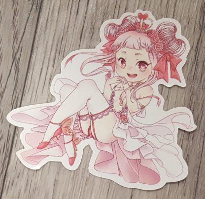 Maka Chibi Sticker