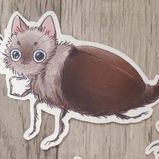 Catbug Sticker
